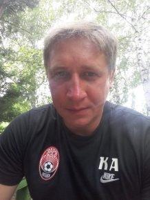 "Артём Коледа - тренер вратарей дубля ""Зари"" - изображение 1"