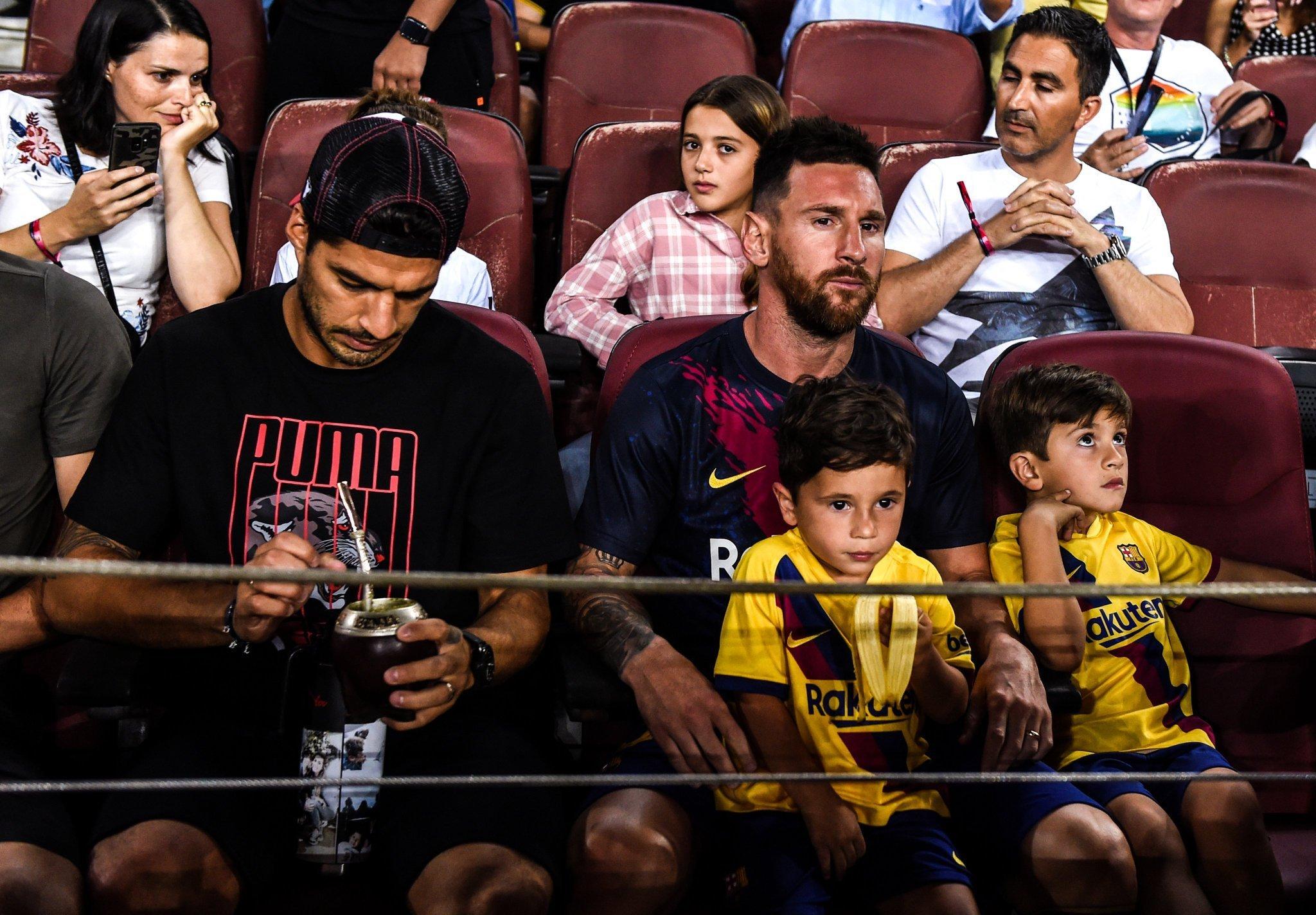 """Лионель Месси: """"Я не управляю """"Барселоной"""", я просто один из игроков"""" - изображение 8"""