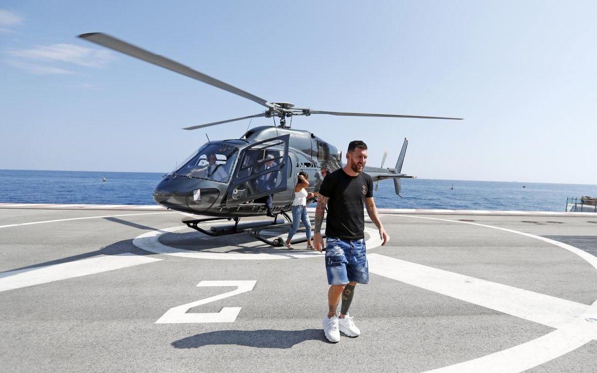"""Лионель Месси: """"Я не управляю """"Барселоной"""", я просто один из игроков"""" - изображение 1"""