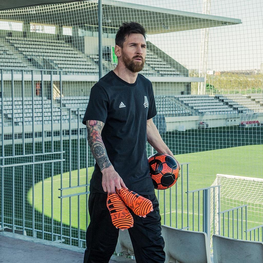 """Лионель Месси: """"Я не управляю """"Барселоной"""", я просто один из игроков"""" - изображение 6"""