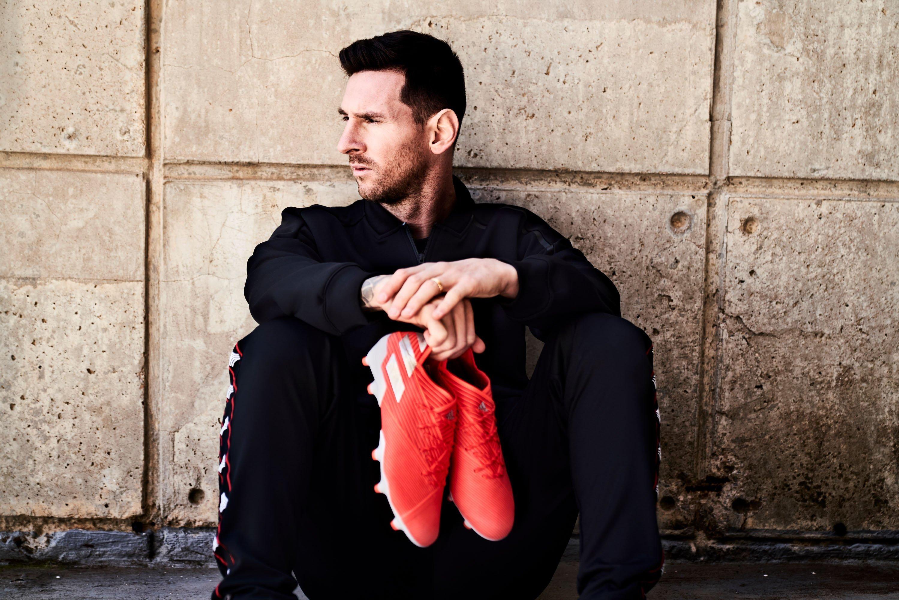 """Лионель Месси: """"Я не управляю """"Барселоной"""", я просто один из игроков"""" - изображение 4"""