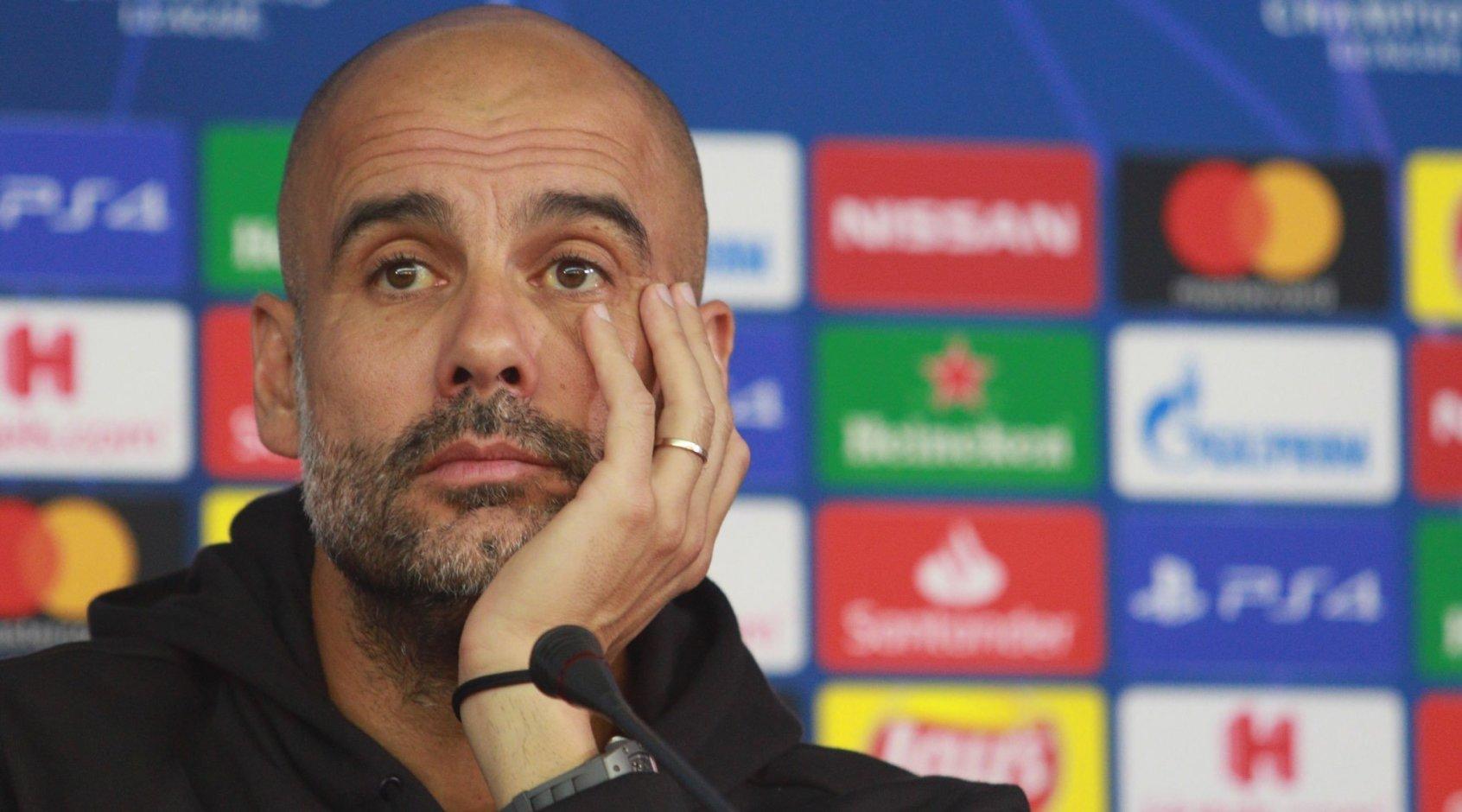 """Шахтер"" - ""Манчестер Сити"": послематчевая пресс-конференция Хосепа Гвардиолы"
