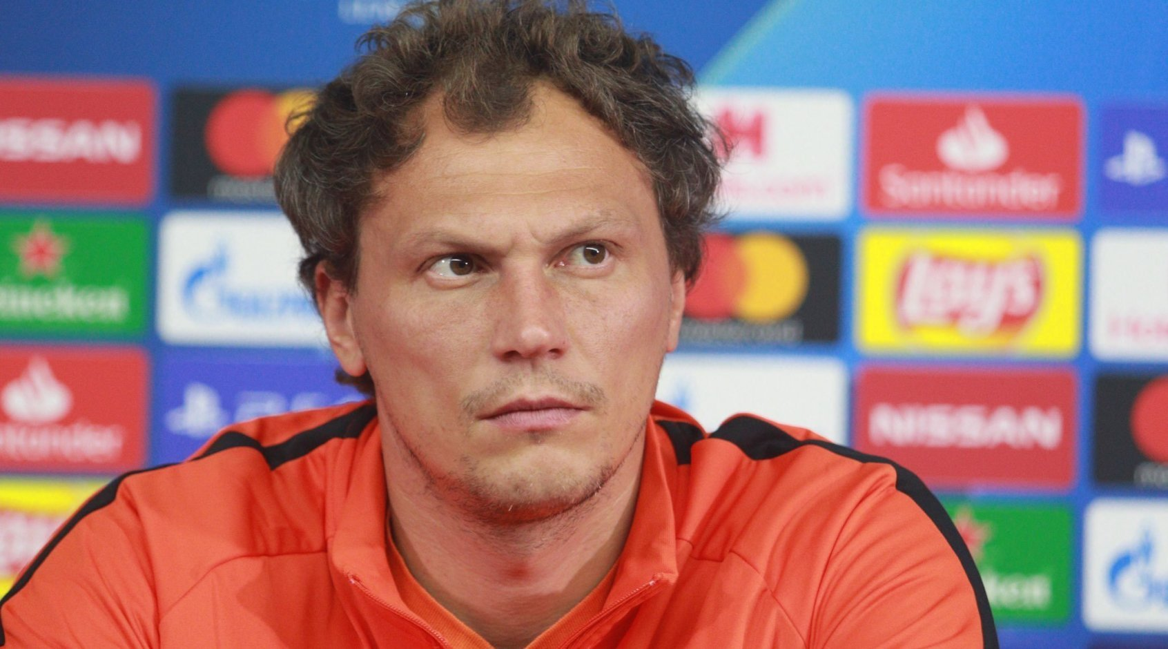 """Андрей Пятов: """"Гвардиола говорит: """"Ты хорошо ногами играешь, ты лучший"""" (Видео)"""
