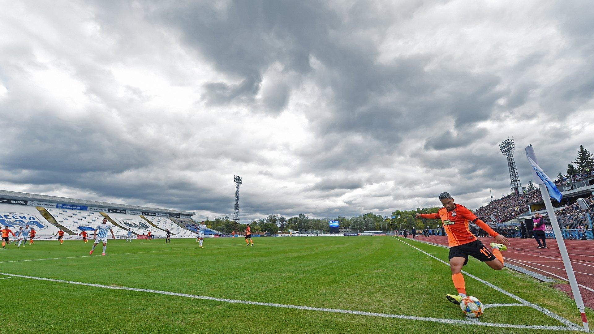 Где и как ходят на футбол: в Полтаве праздник - если бы не счет на табло... - изображение 1