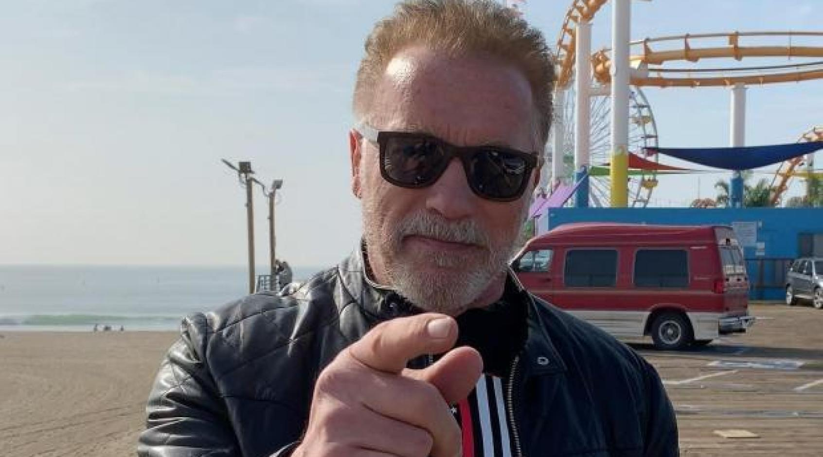 """""""Hasta la vista, Arnold!"""". """"Ювентус"""" сделал подарок Шварценеггеру (Фото)"""