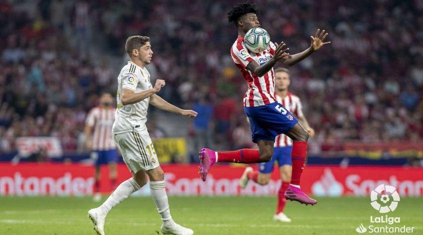 """""""Атлетико"""" - """"Реал"""" 0:0. Мадридская скука"""