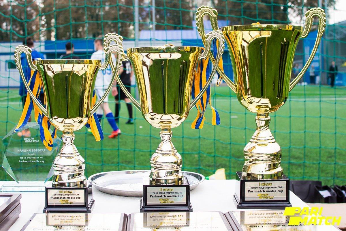 """""""Parimatch Media cup-2019"""": как журналисты определили лучших на футбольном поле (Фото) - изображение 1"""