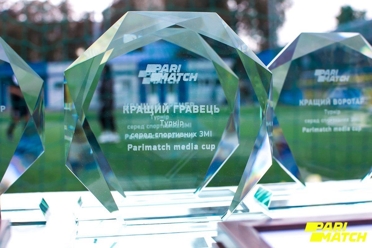 """""""Parimatch Media cup-2019"""": как журналисты определили лучших на футбольном поле (Фото) - изображение 2"""