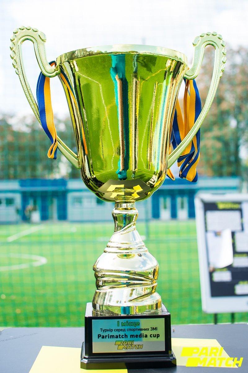 """""""Parimatch Media cup-2019"""": как журналисты определили лучших на футбольном поле (Фото) - изображение 43"""