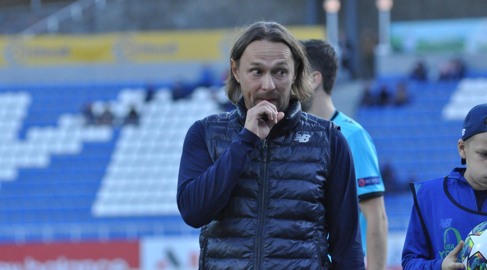 """Игорь Костюк: """"В чемпионате мы также выигрывали 8:0, а после этого показывали хорошую динамику"""""""