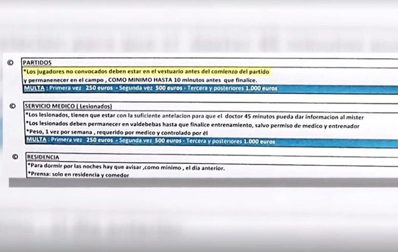 """Стали известны штрафы """"Реала"""": от 250 до 3000 евро - изображение 2"""