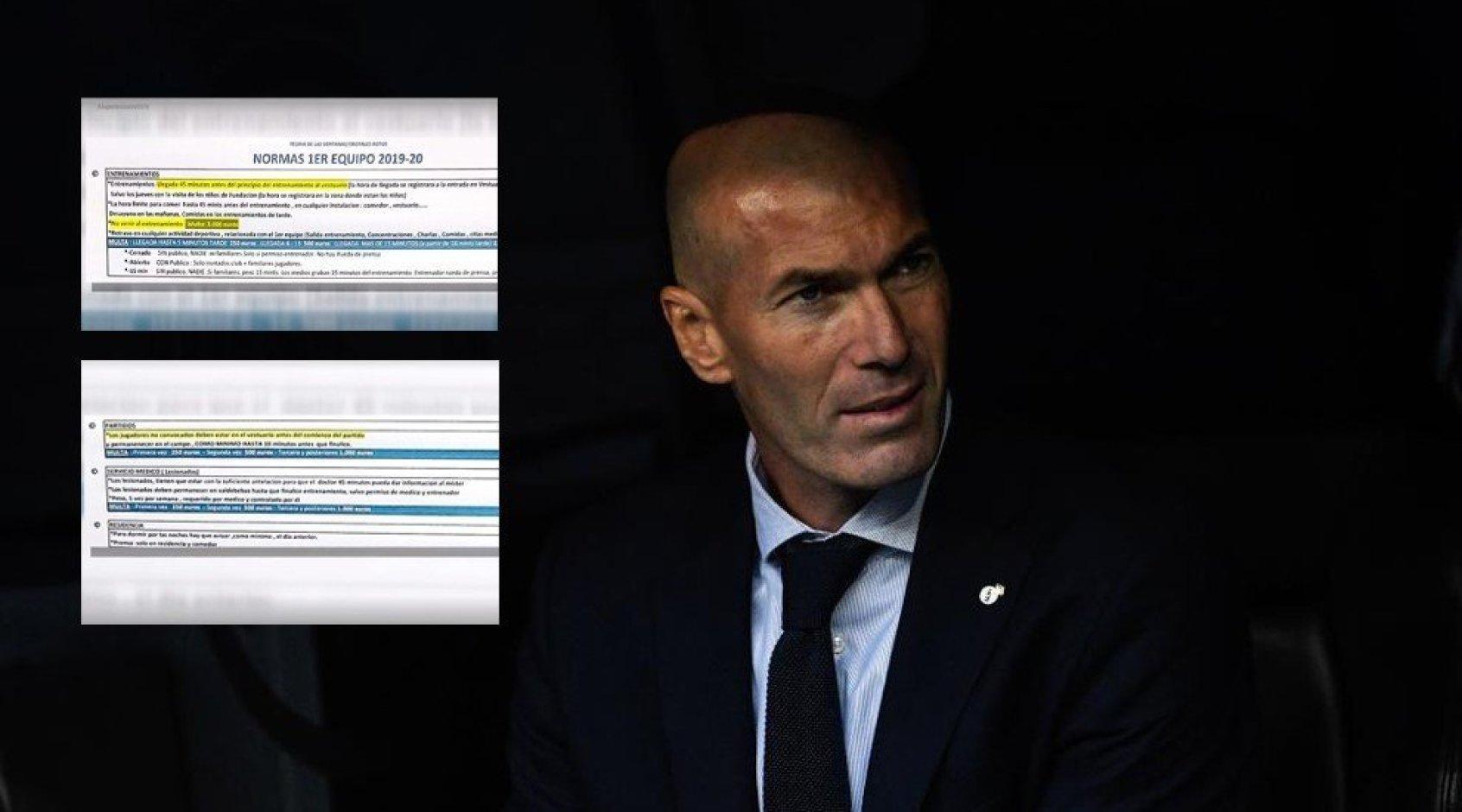"""Стали известны штрафы """"Реала"""": от 250 до 3000 евро"""
