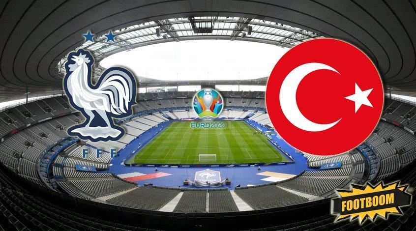 Франция – Турция. Анонс и прогноз матча