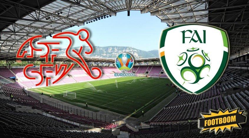Швейцария - Ирландия. Анонс и прогноз матча