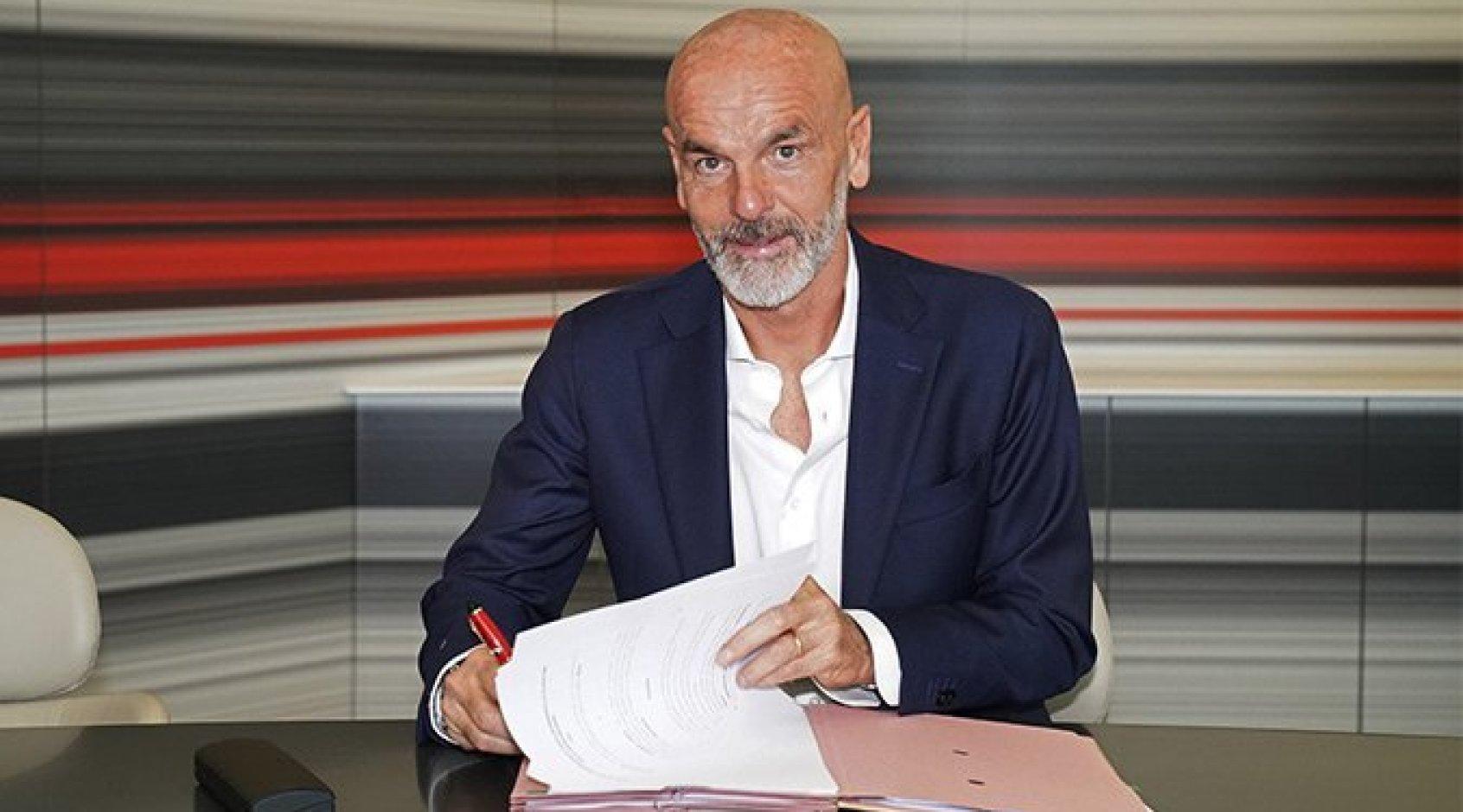 """Стефано Пиоли: """"Фанаты """"Милана"""" имеют право критиковать меня - это будет стимулом"""""""
