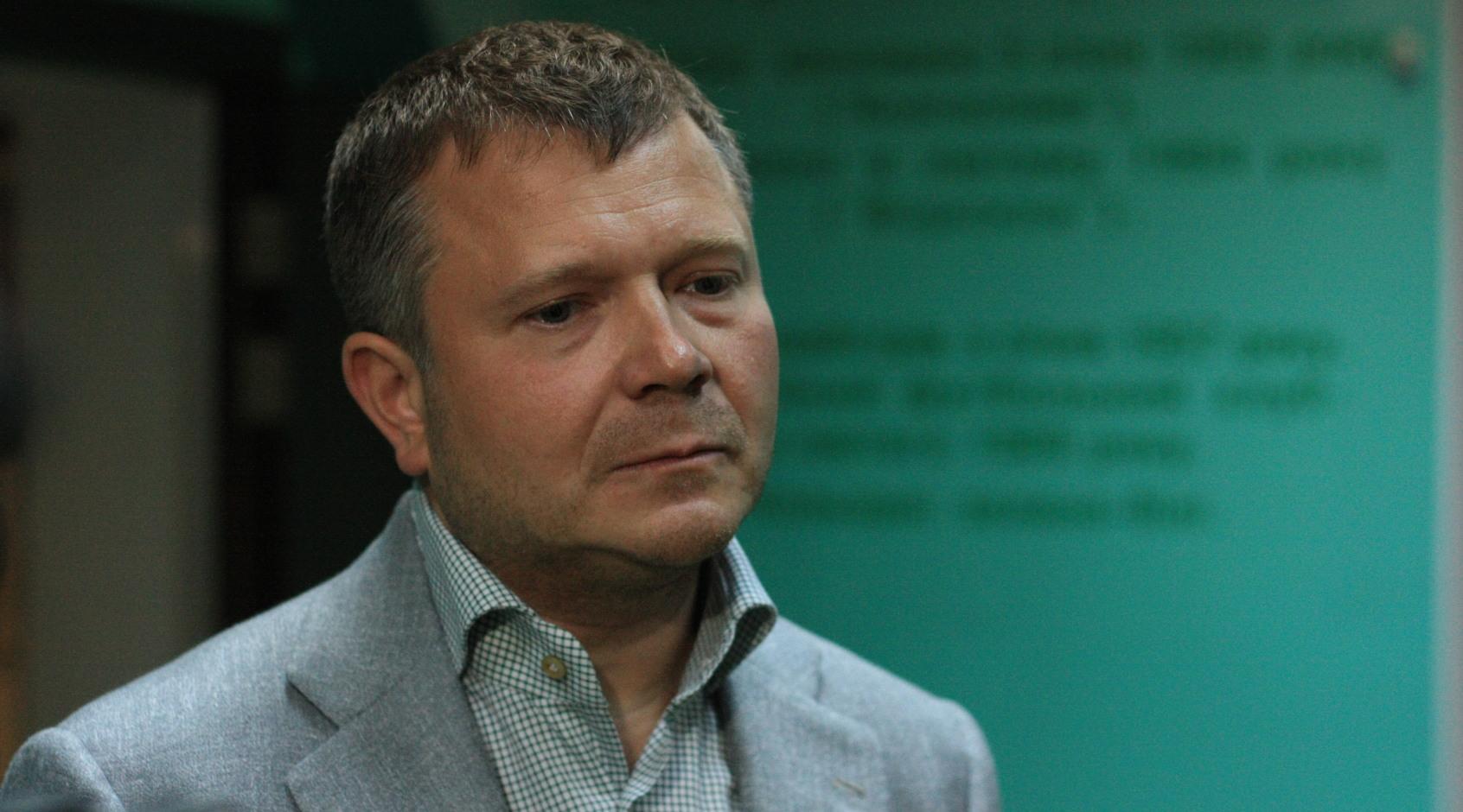 """Почетный президент """"Ворсклы"""" Константин Жеваго объявлен в розыск"""