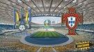 Букмекеры оценили шансы сборной Украины в игре с чемпионами Европы - командой Португалии