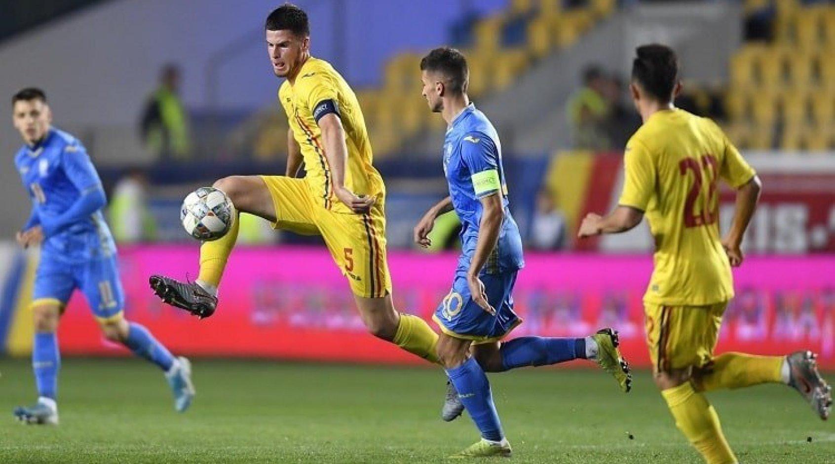 Отбор к Евро-2021 (U-21). Румыния – Украина 3:0. Набивая шишки