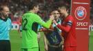 Instat признал Андрея Пятова лучшим в составе сборной Украины, у португальцев - Криштиану Роналду