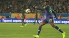 В матче со сборной Бразилии голкипер Нигерии Фрэнсис Узохо получил ужасную травму