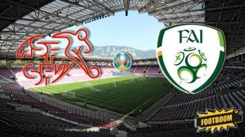 Отбор к Евро-2020. Швейцария - Ирландия 2:0 (Видео)