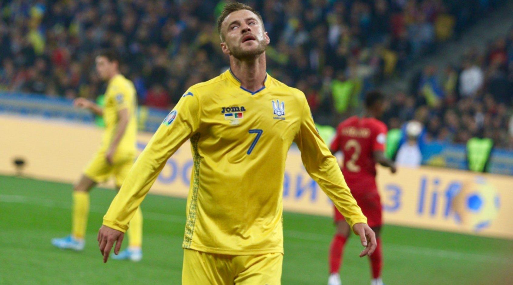 """Андрей Ярмоленко: """"Миколенко сделал 70 % моего гола"""""""