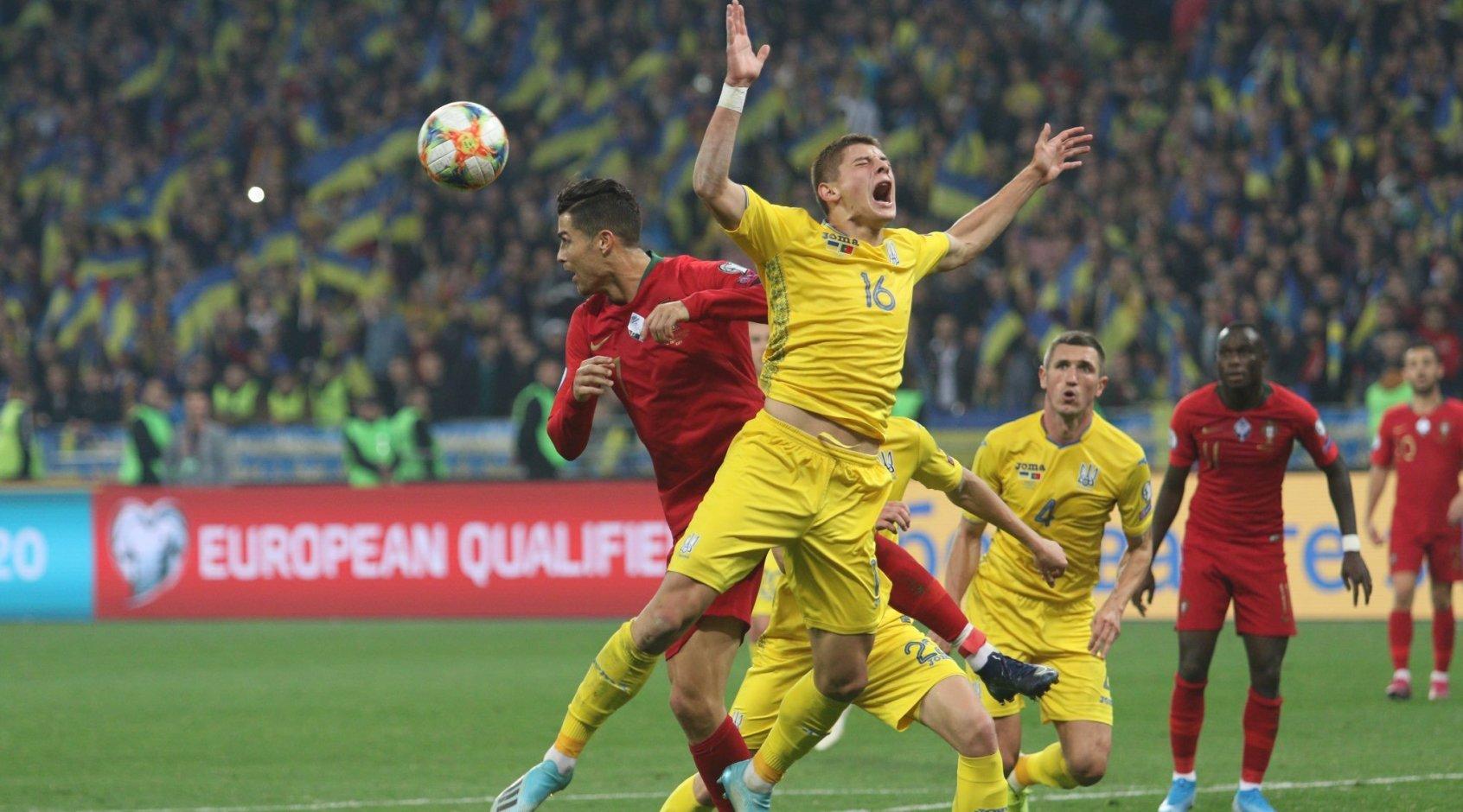 Виталий Миколенко – в символической сборной по версии Transfermarkt