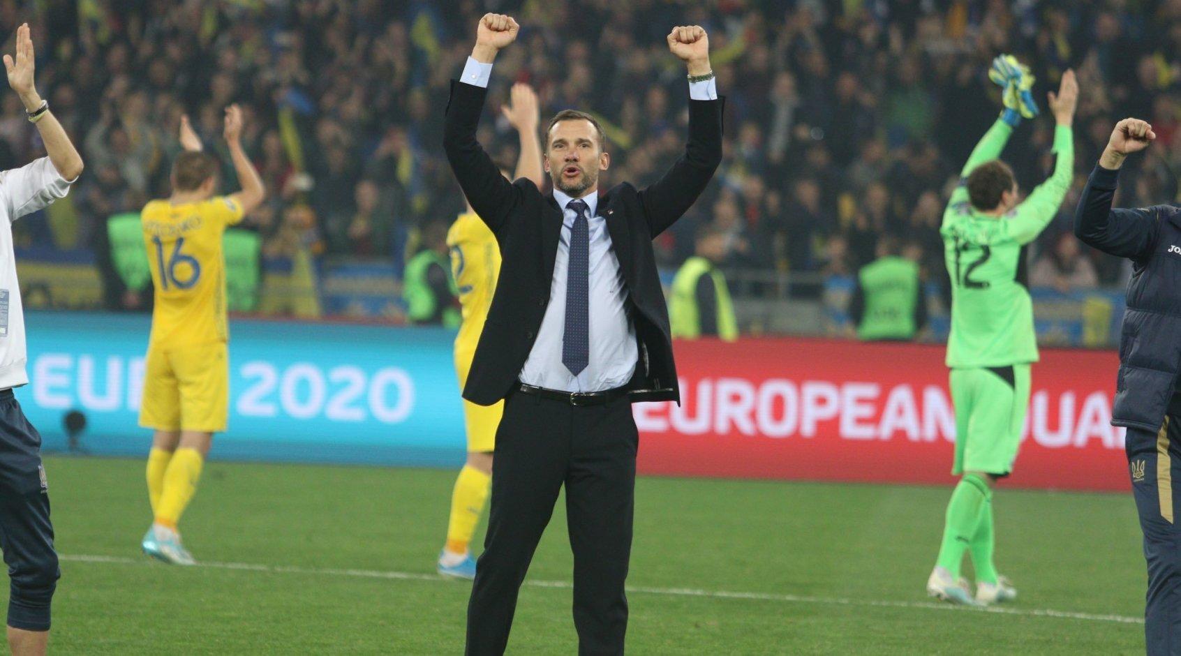 Украина – Португалия: полный разбор матча