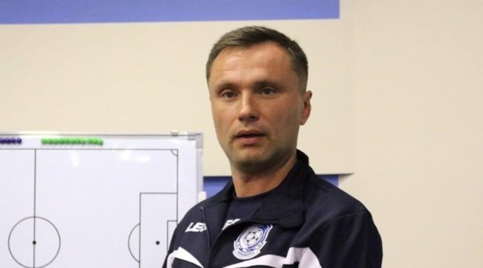 """Остап Маркевич: """"Я в Одессе всего пять дней, как я мог хорошо изучить """"Черноморец""""?"""