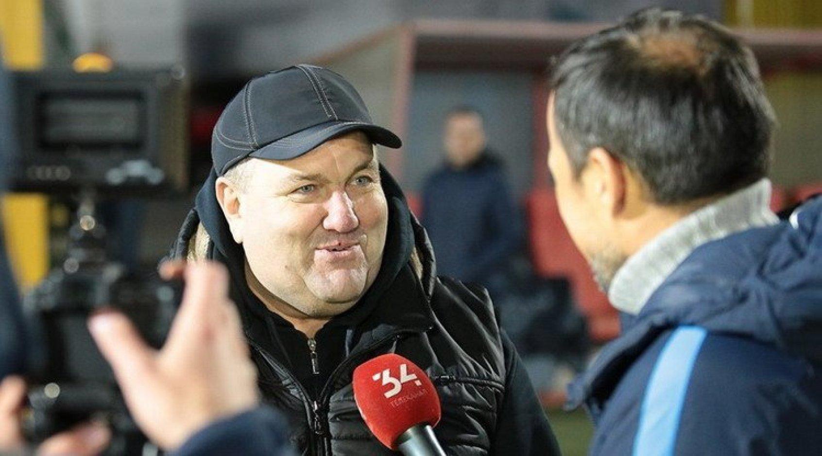 """Олександр Поворознюк: """"Суперником у чвертьфіналі хотів би бачити """"Динамо"""" або """"Олександрію"""""""