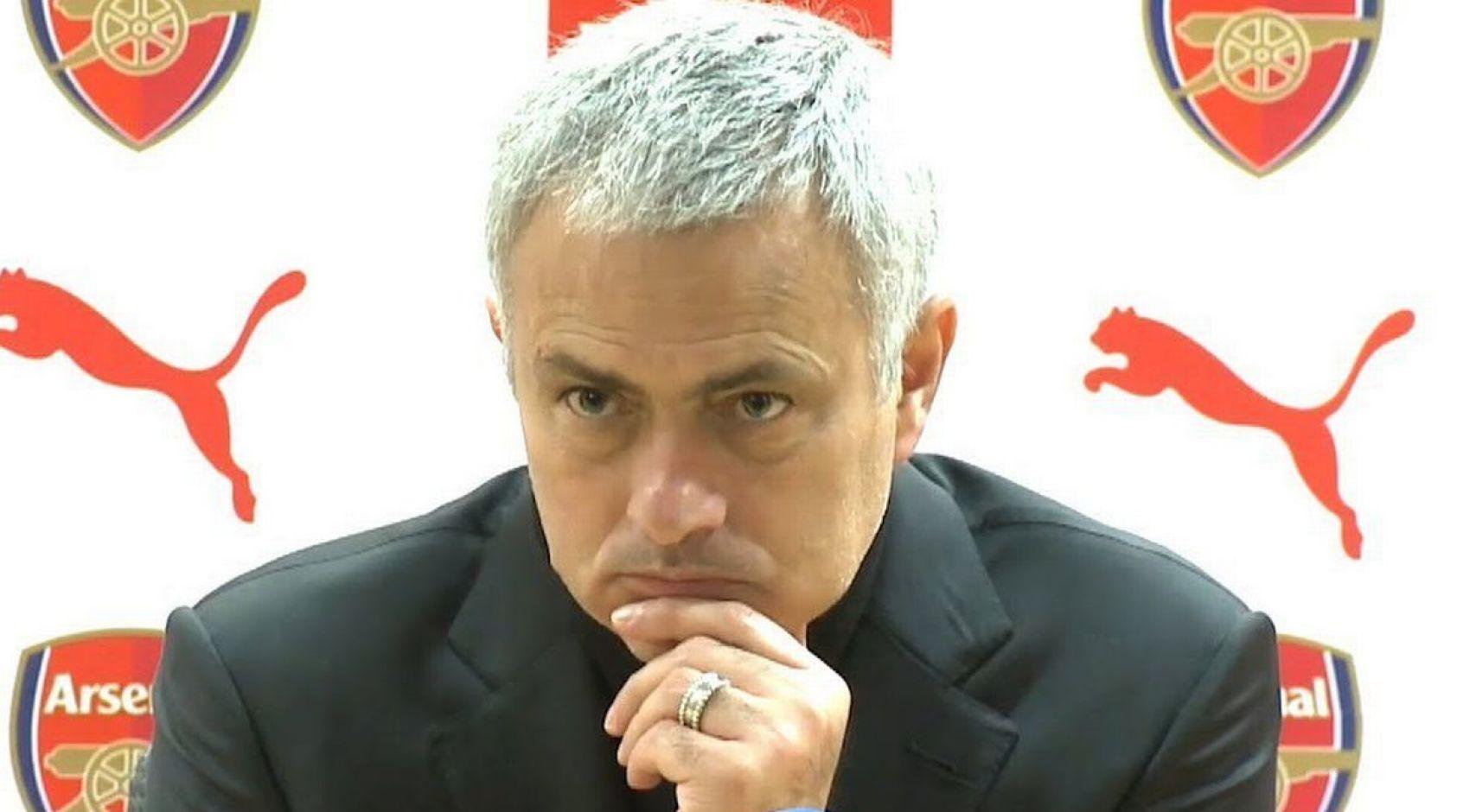 """Жозе Моуриньо в """"Арсенале"""": выдумки прессы или реальность?"""