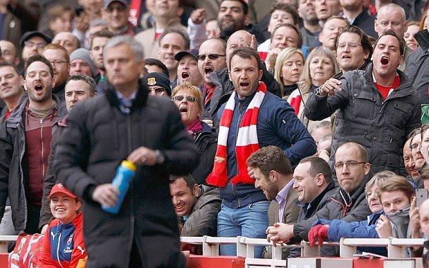 """Жозе Моуриньо в """"Арсенале"""": выдумки прессы или реальность? - изображение 1"""