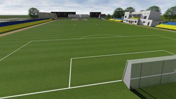 Самбір отримає оновлений футбольний стадіон
