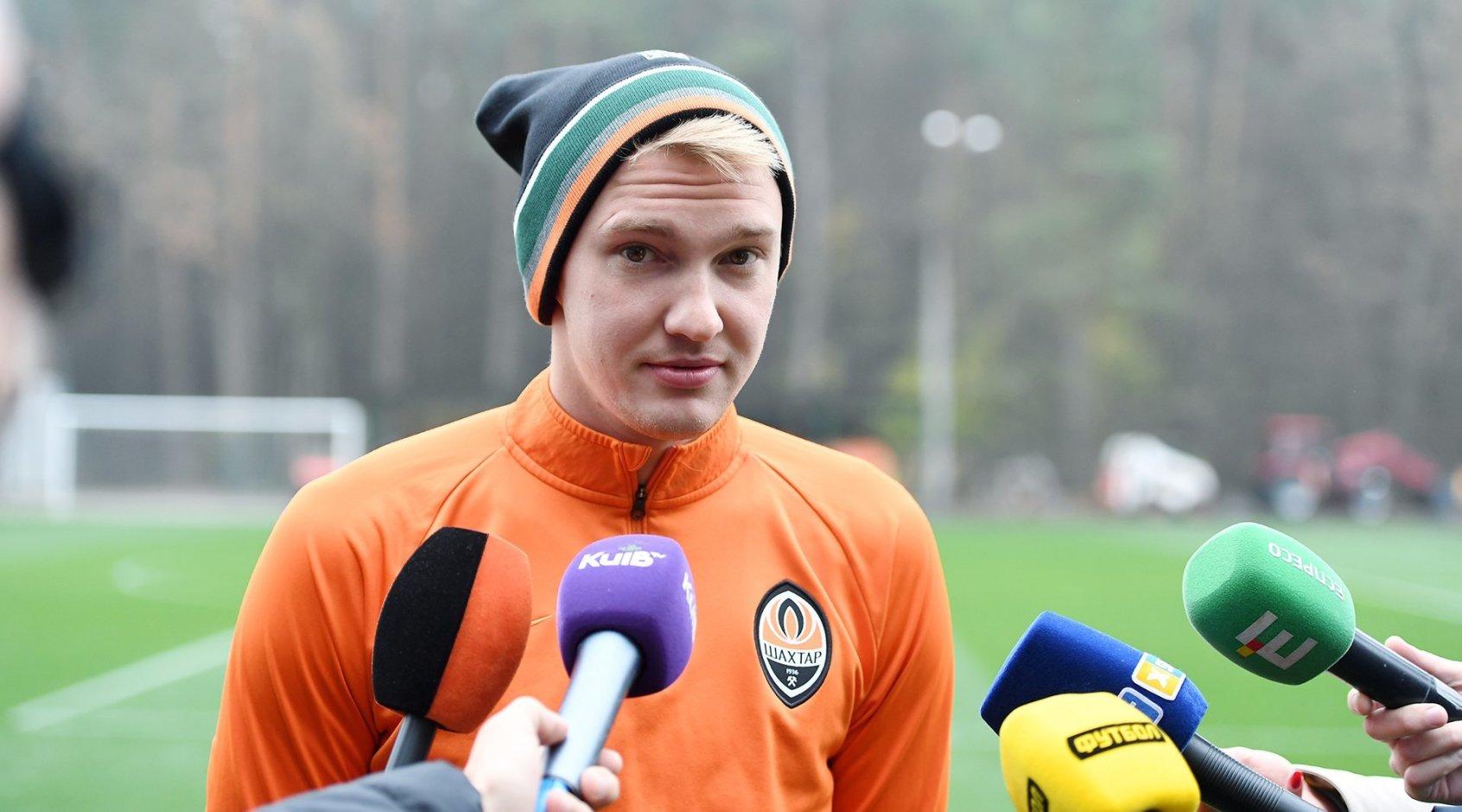 """Виктор Коваленко: """"Мы проиграли Кубок, и теперь хотим реабилитироваться"""""""