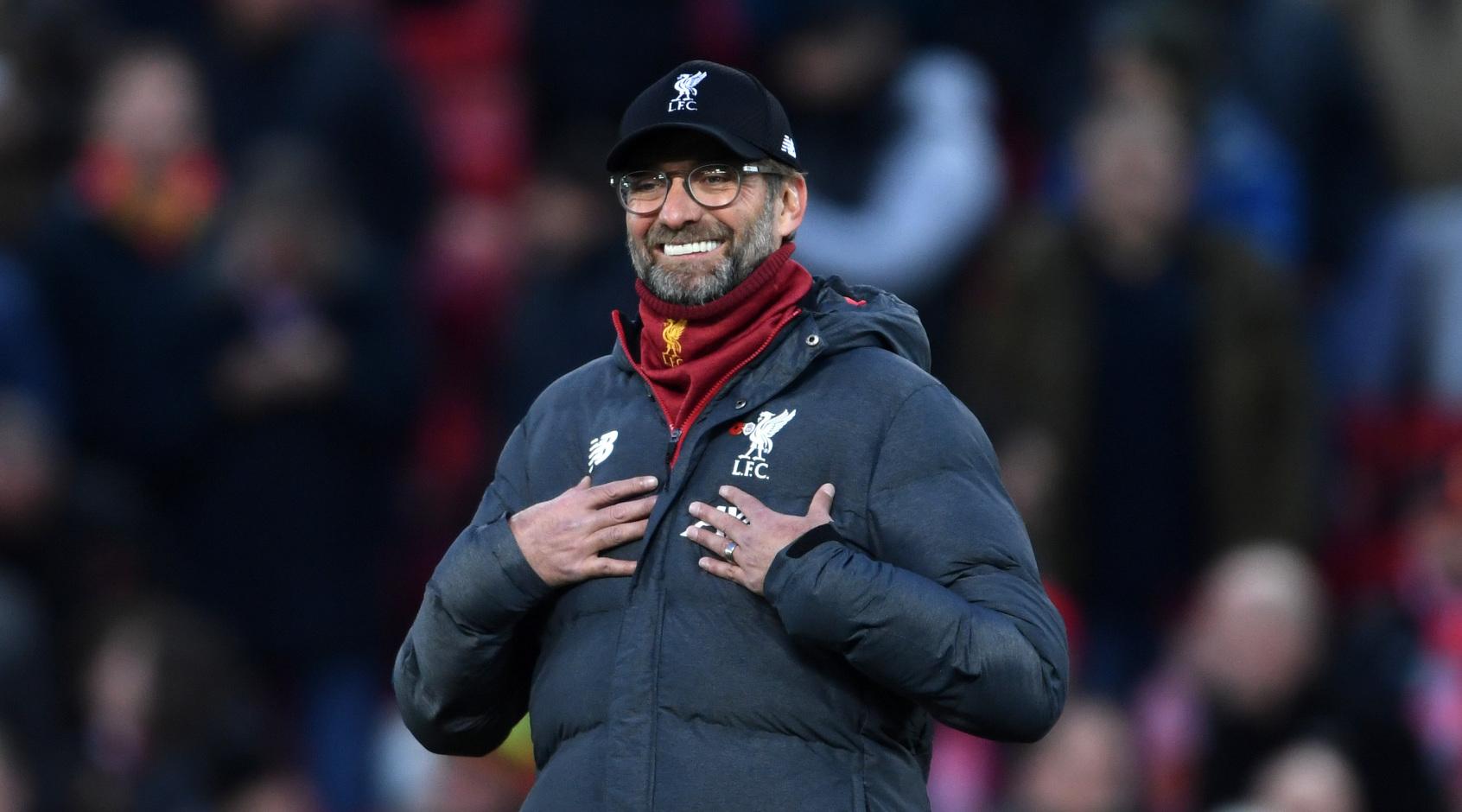 """Спортивные журналисты признали """"Ливерпуль"""" лучшей командой 2019-го года"""
