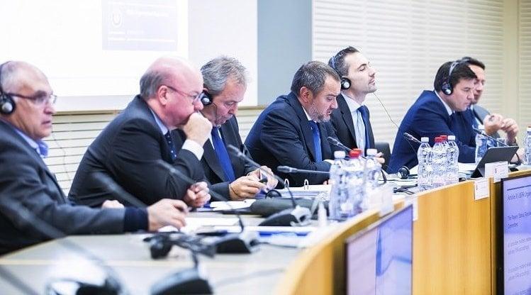 Відбулося перше засідання оновленого складу комітету УЄФА під головуванням Андрія Павелко