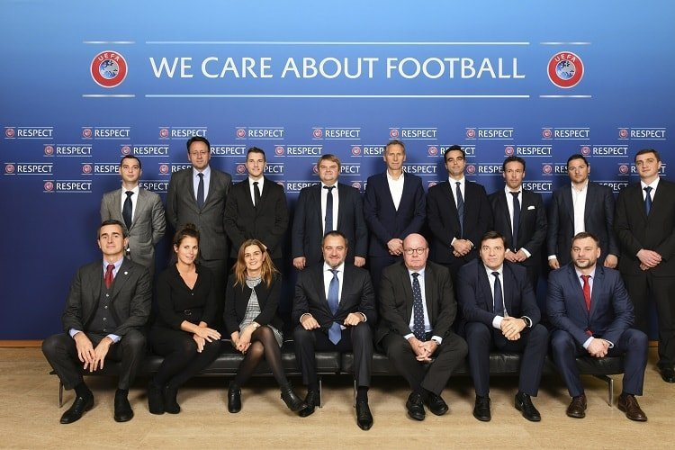 Відбулося перше засідання оновленого складу комітету УЄФА під головуванням Андрія Павелко - изображение 1