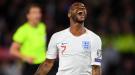 Рахим Стерлинг сделал заявление после отстранения от матча за сборную Англии