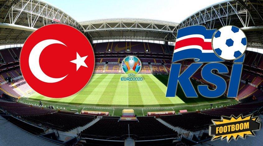 Турция – Исландия. Анонс и прогноз матча