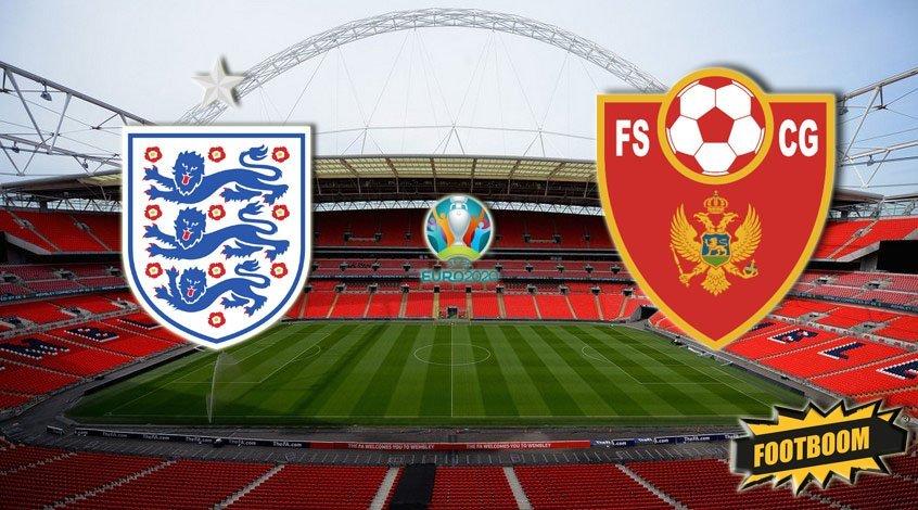 Англия - Черногория. Анонс и прогноз матча