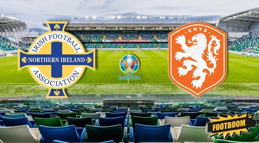 Северная Ирландия - Голландия: ставим на некрупную победу гостей