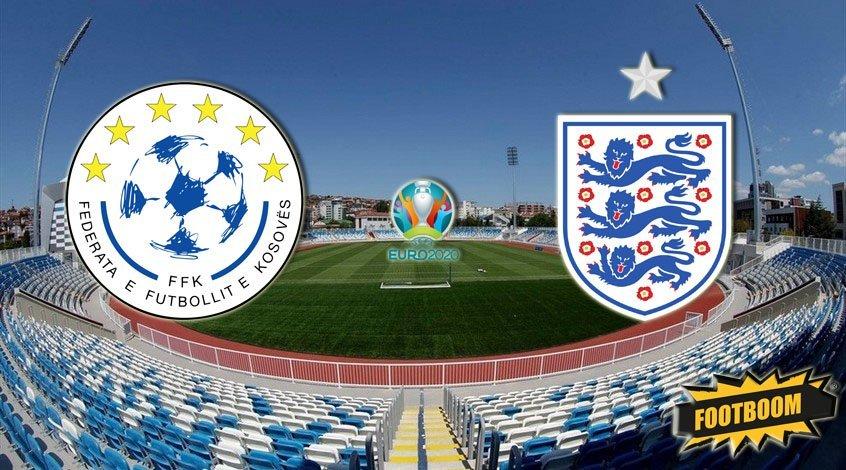 Косово - Англия. Анонс и прогноз матча