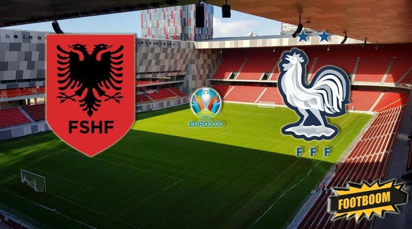 Албания – Франция. Анонс и прогноз матча