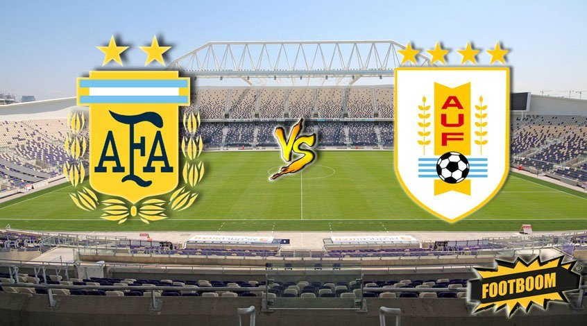 Аргентина - Уругвай. Анонс и прогноз матча
