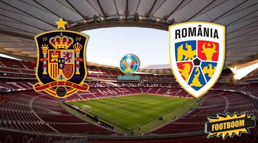 Испания - Румыния. Анонс и прогноз матча
