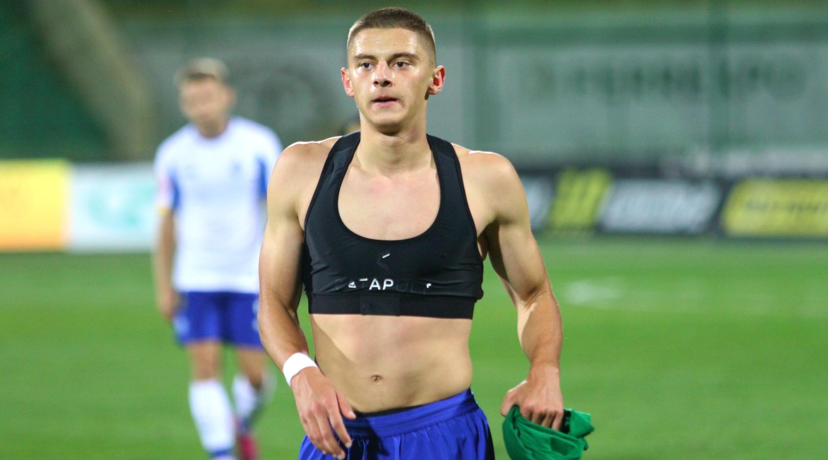 """Виталий Миколенко: """"Все отлично, тренируюсь в общей группе"""""""