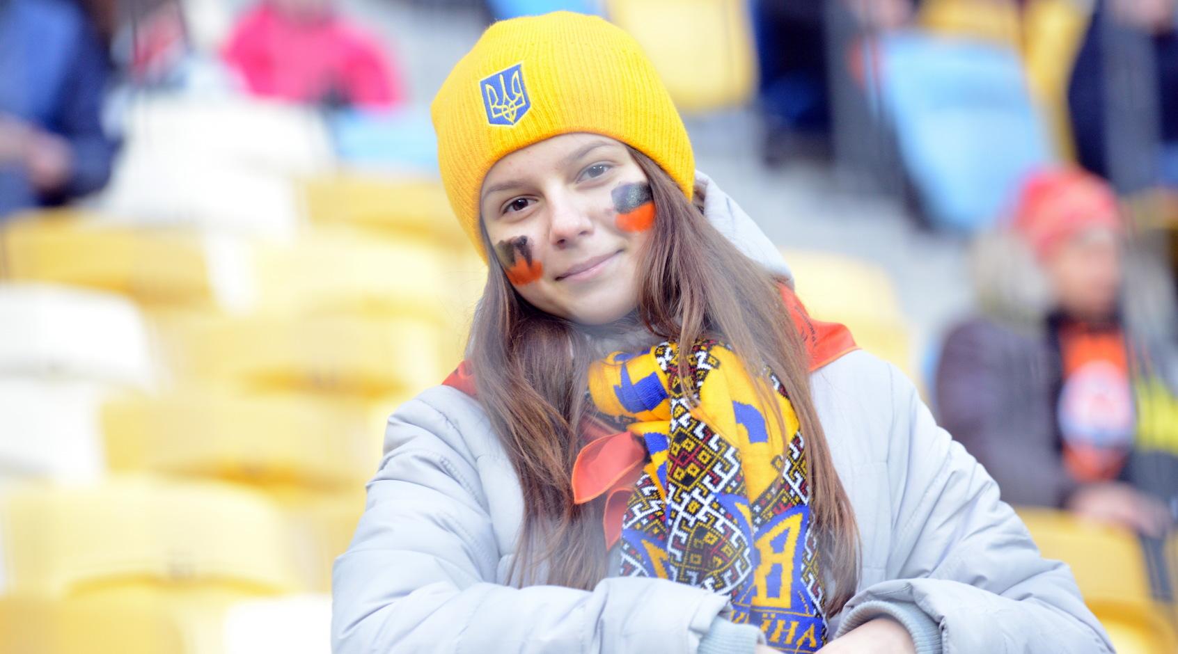 Україна - Естонія: усі квитки реалізовані