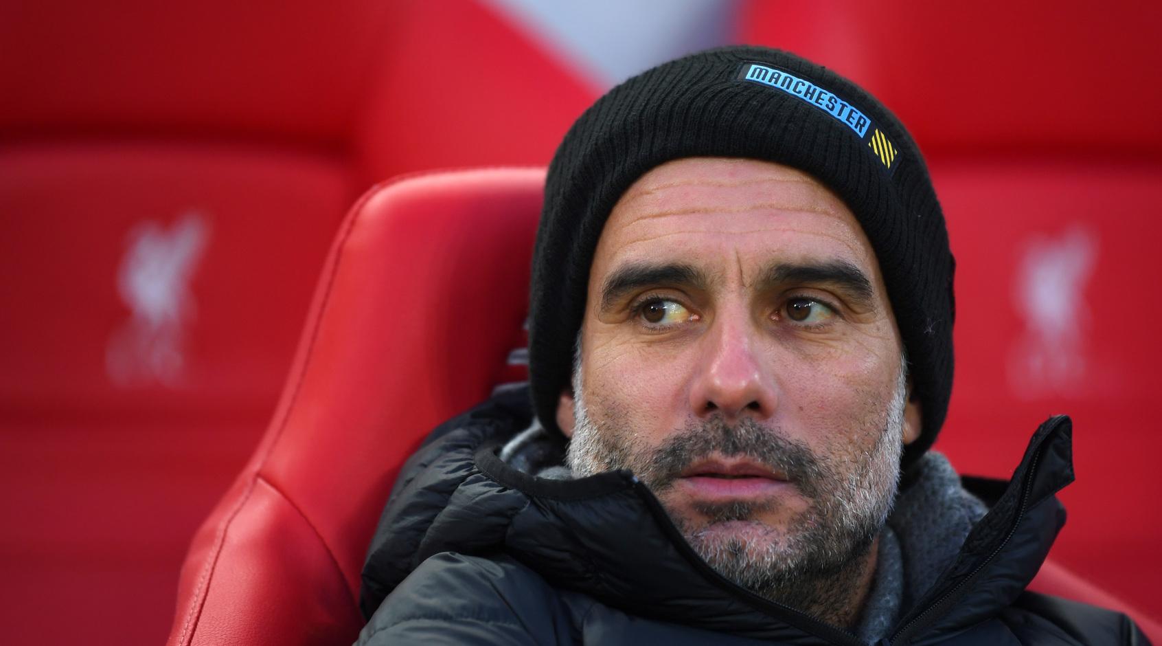 """Гвардиола написал письмо каждому из 114 фанатов, поддержавших """"Манчестер Сити"""" в Украине"""
