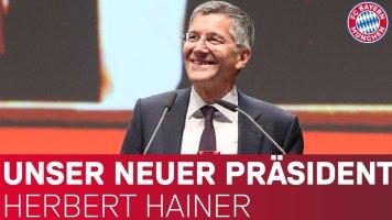 """Официально: Херберт Хайнер сменил Ули Хенесса на посту президента """"Баварии"""""""
