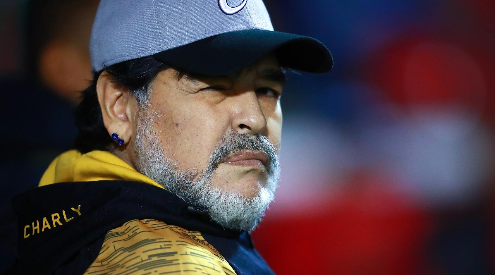 Марадона завещал забальзамировать свое тело